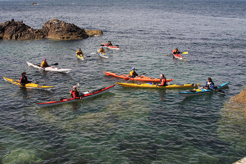 Scottish Women Paddle Symposium