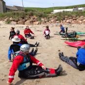 Scottish Women Paddle Symposium