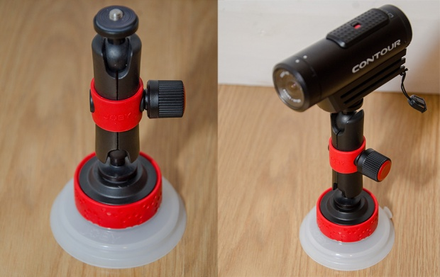 Joby Suction Cup and Locking Arm/ GorillaPod Arm