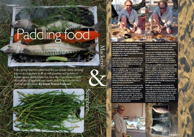 paddling-food