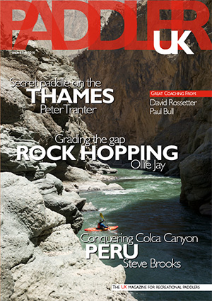 PaddlerUK magazine Autumn issue 2015
