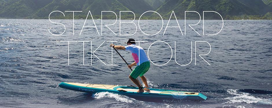 Starboard Tiki Tour