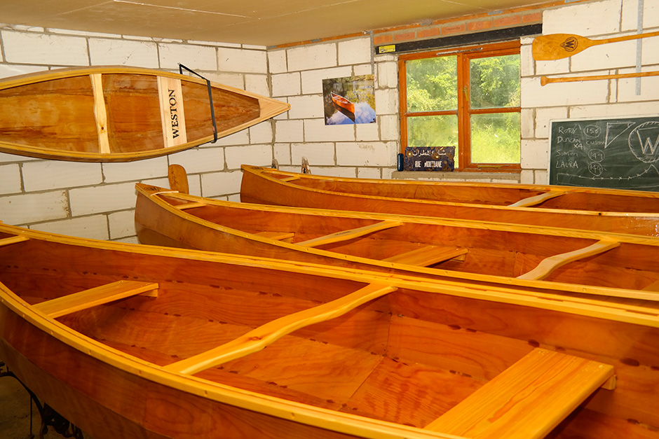 Weston Canoes