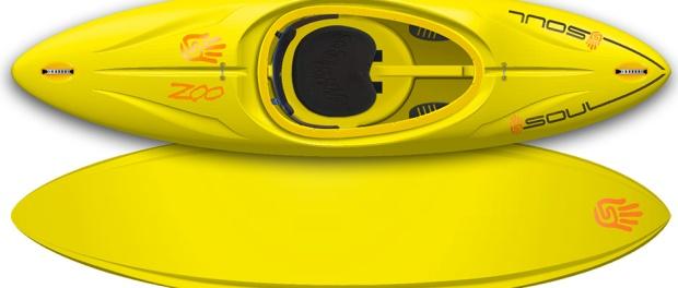 SOUL kayaks