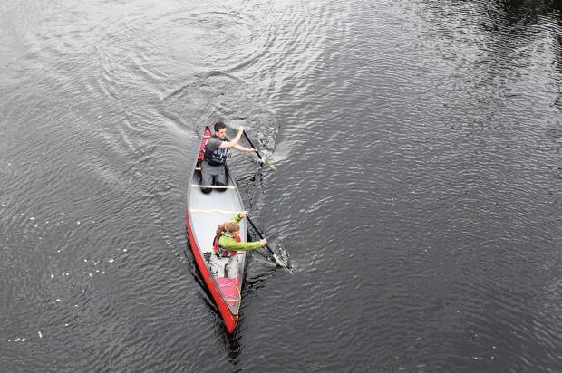 nancy chambers open canoe coaching