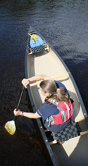 nancy chambers open canoe coaching