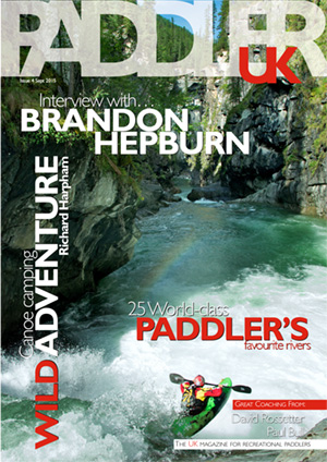 PaddlerUK magazine late summer issue 2015
