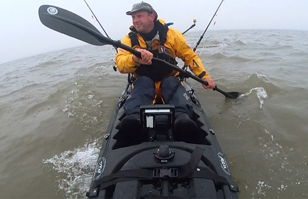 Mark Crame paddling clothing