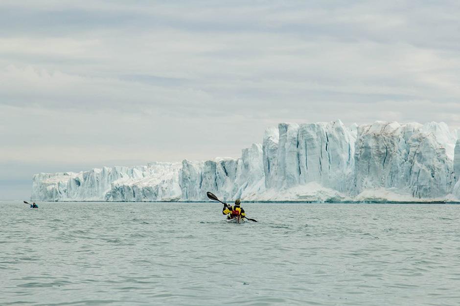 Svalbard Archipelago by jamie sharp