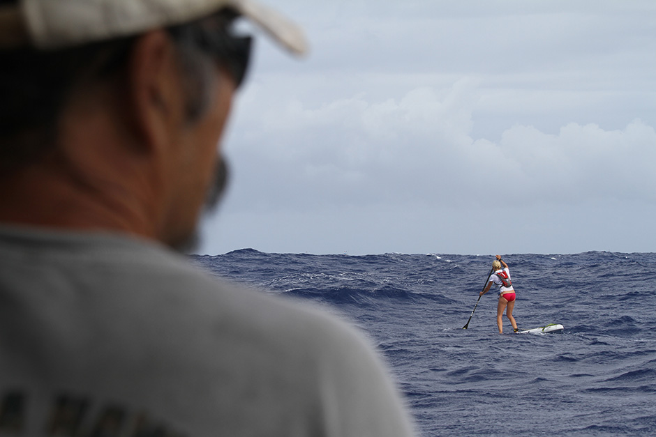 Molokai to Oahu 'channel of bones'