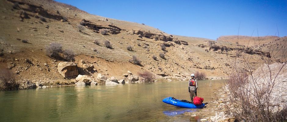 Karun: Misadventures On Iran's Longest River