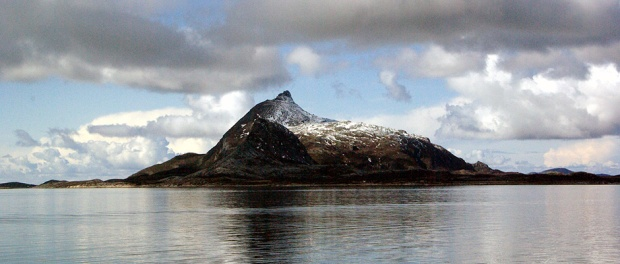 sea kayaking Norway