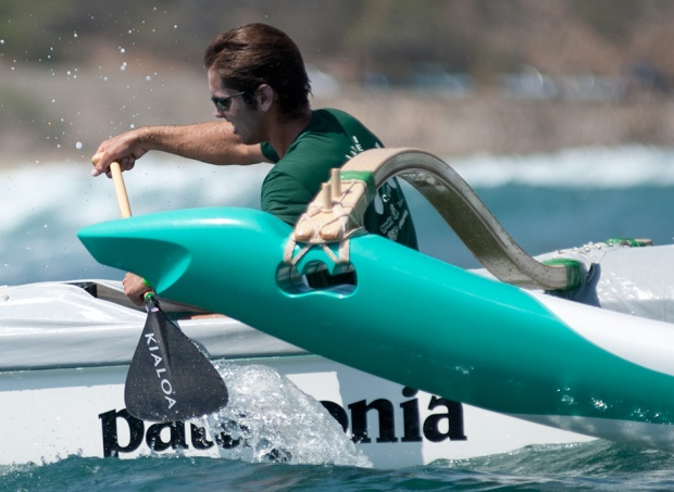 Dave Chun - Kialoa Paddles