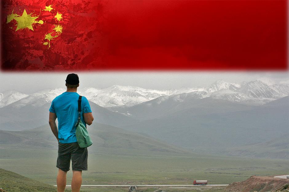 Kayaking western China