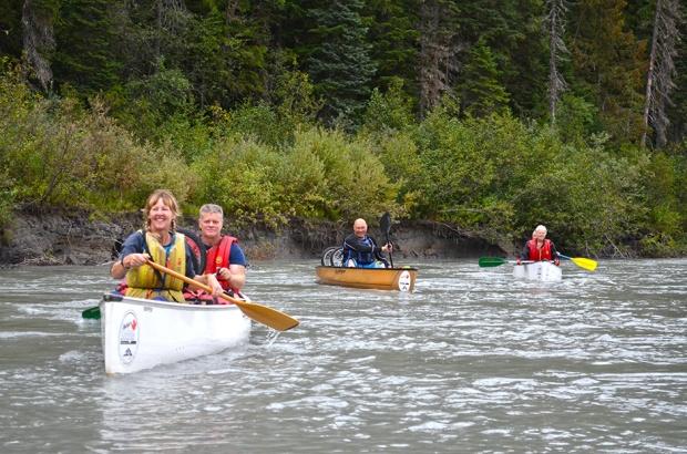 Bowron Lakes, British Columbia