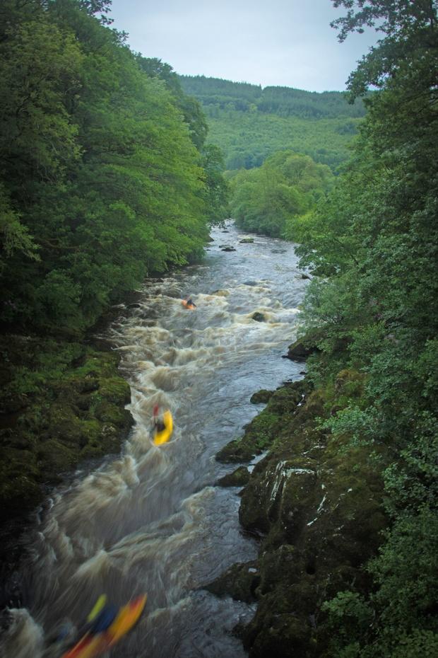Fairy Glen - Wales