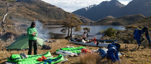 Tahe Outdoors Patagonia Austral Expedition 2015
