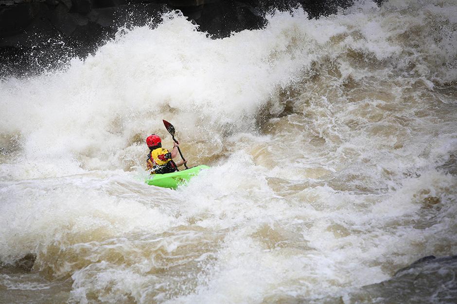 Zambezi River by Mat Dumoulin