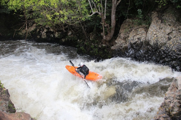Kayak Kenya with Global River Explorations