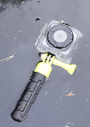 Kitvision Anchor Heavy Grip and Buoy Floating Grip accessories