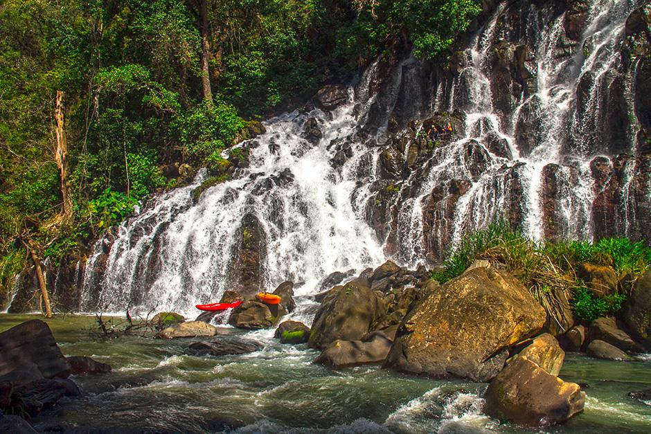 ww kayaking Michoacán, Mexico