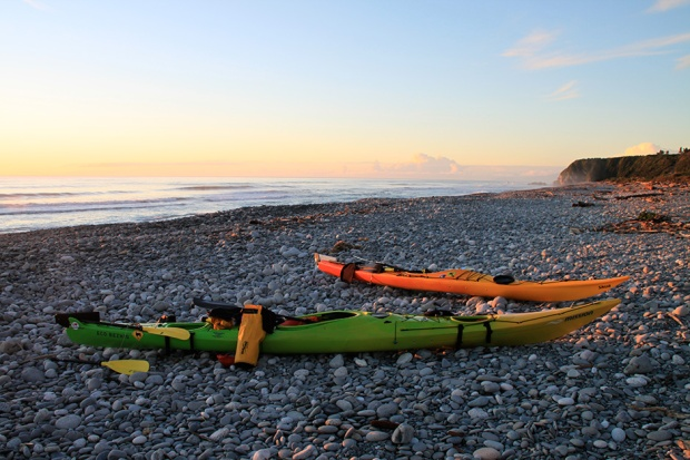 Sea kayaking new zealand