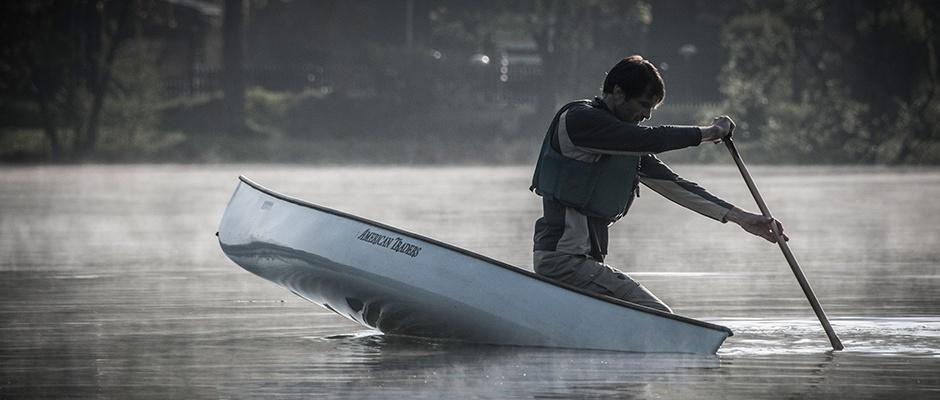Freestyle canoeing