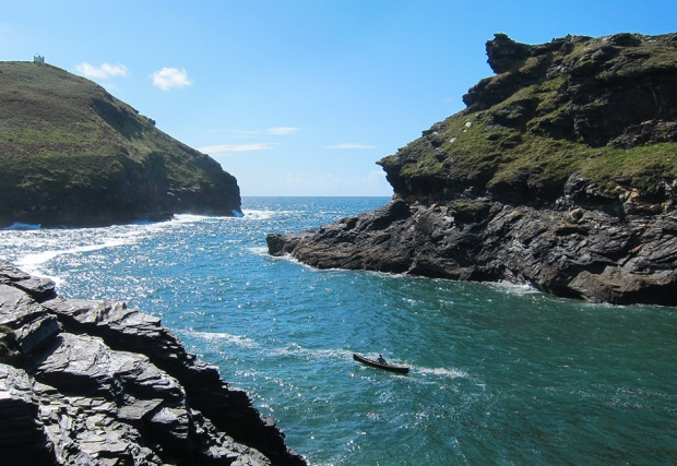 The-entrance-to-Boscastle.-Tim-Gent