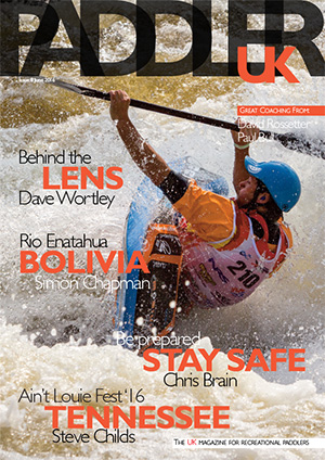 PaddlerUK magazine early summer edition