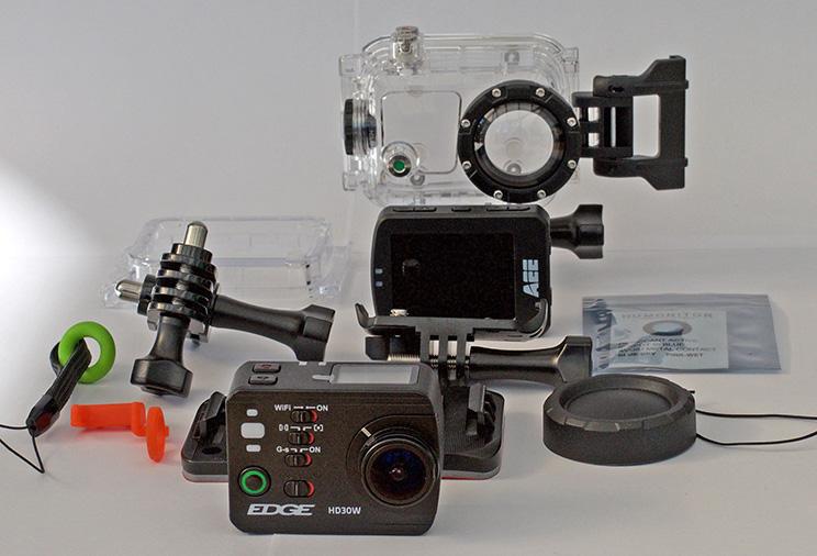Kitvision Edge HD30W Action Camera