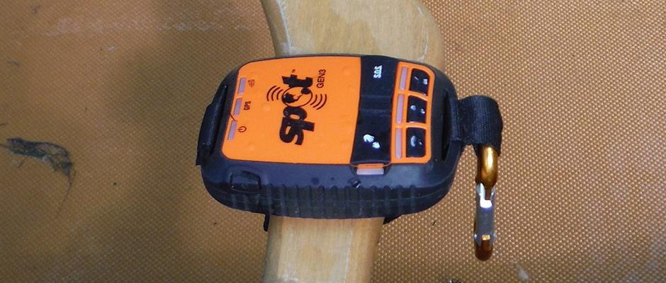 SPOT GEN3 Satellite Tracker