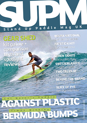 SUP Mag UK August 2015