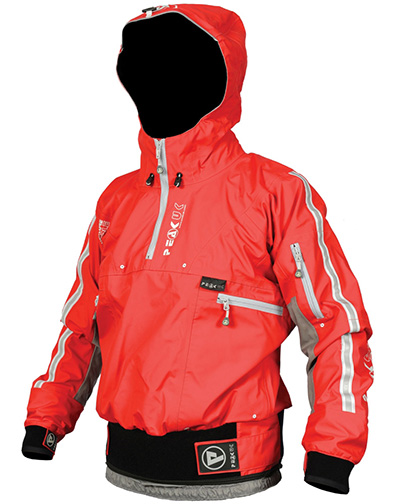 Peak UK adventure double jacket