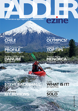 The Paddler Summer issue