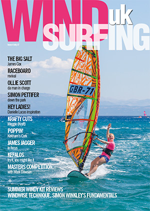Windsurfing UK magazine