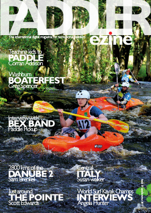 The Paddler Late Summer issue