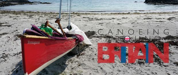 Canoeing around Britain