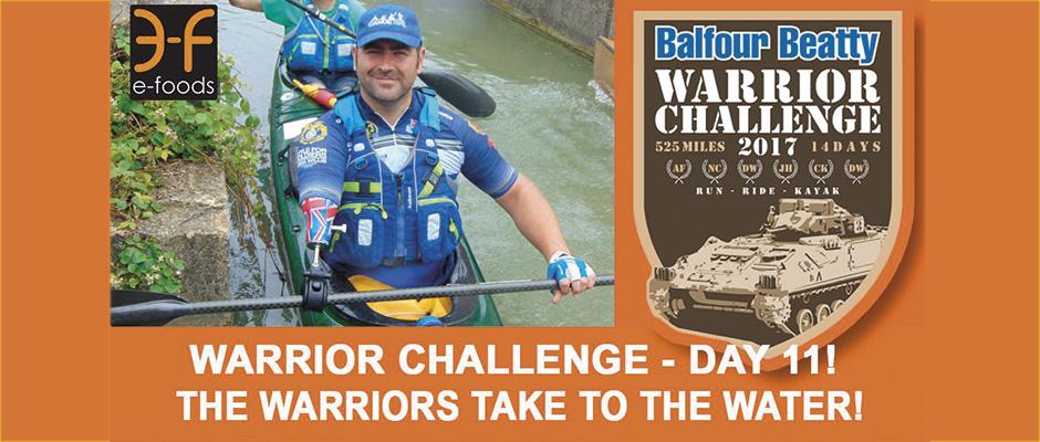 Balfour Beatty Warrior Challenge