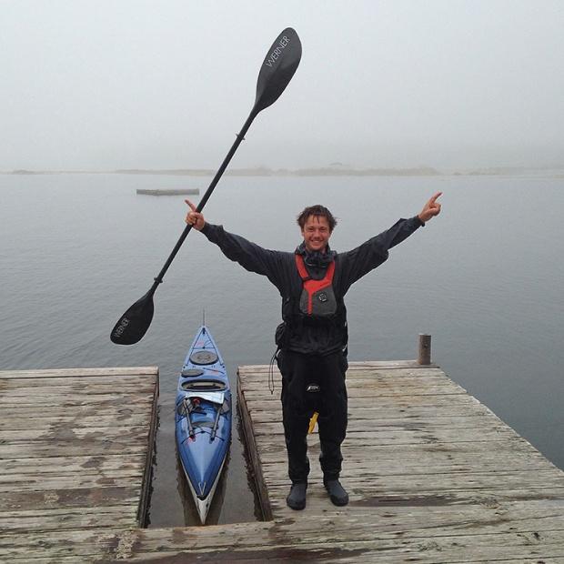 Ed Martin: Nova Scotia Circumnavigation 2017