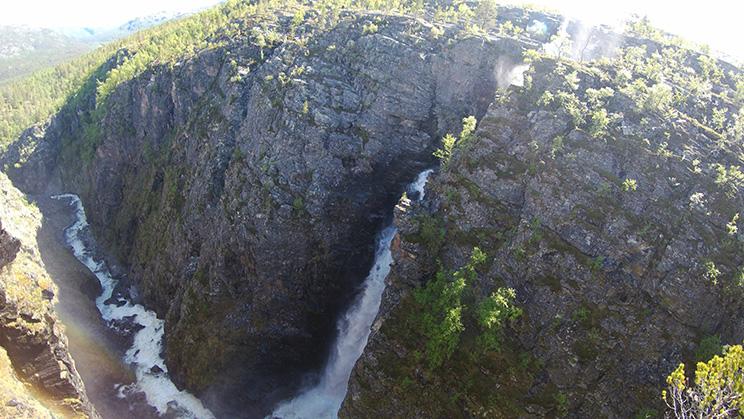 Lower Reisa, Norway