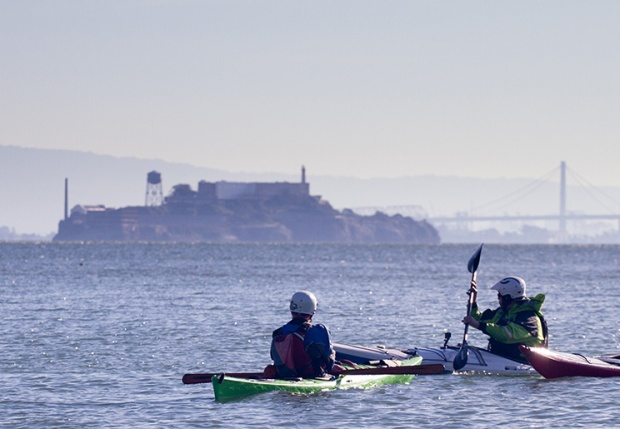 Paddle Golden Gate