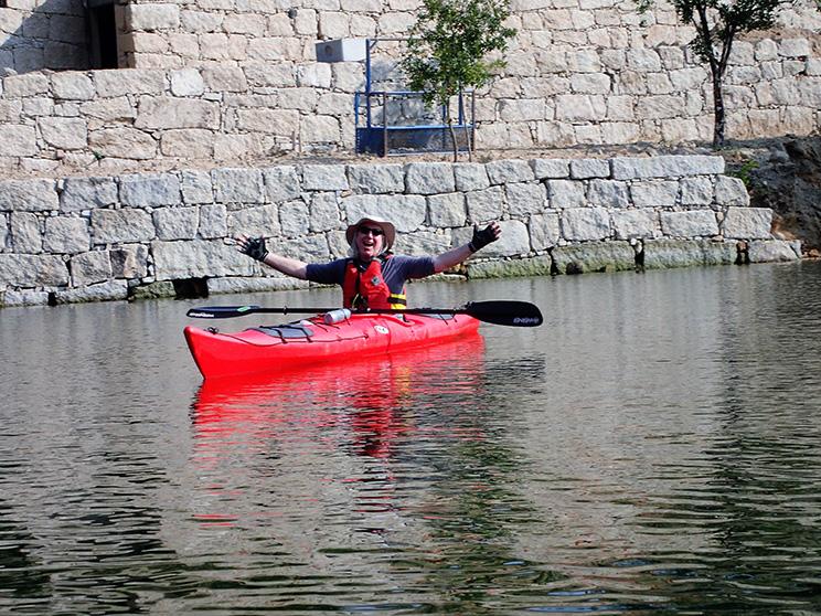 Douro kayak expeditions