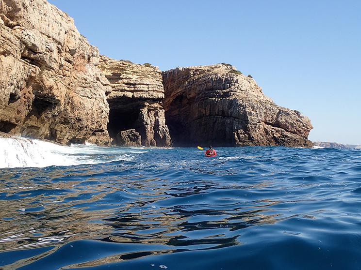 Algarve Kayak Expeditions