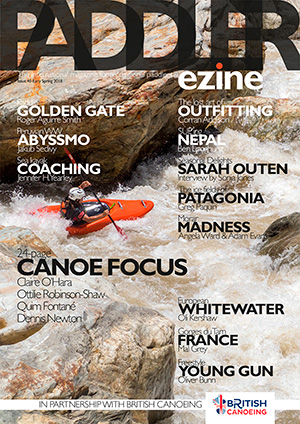 Early Spring Paddler issue 40