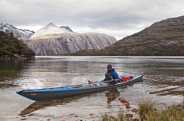 Tahe Outdoors Patagonia Austral expedition