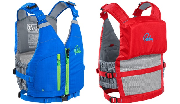Meander highback PFD