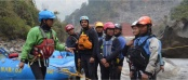Himalayan river guide training academy Nepal 2018