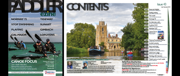 The Paddler issue 43