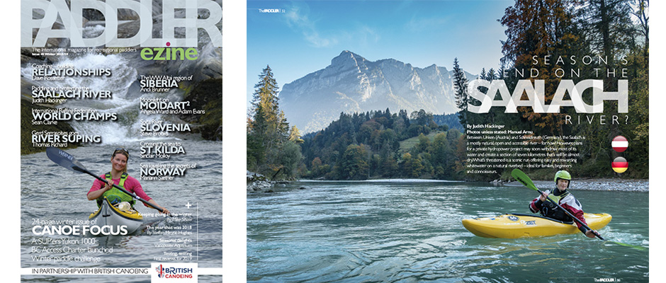 The Paddler winter 2019