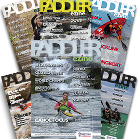 The Paddler subscription
